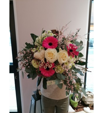 Blumenstrauß Eukalyptus &...