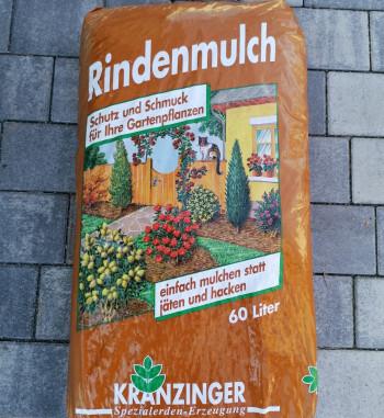 Rindenmulch 60L Lärchendekor