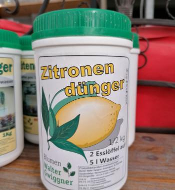 Zitronendünger 0,5kg